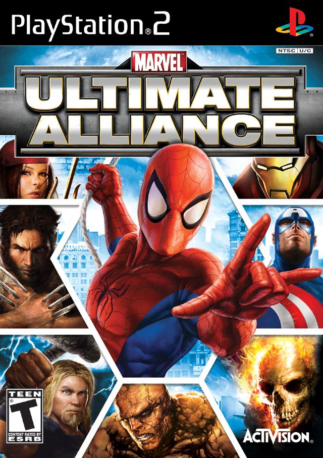 Alguns extras e colocar alguns códigos do marvel ultimate alliance