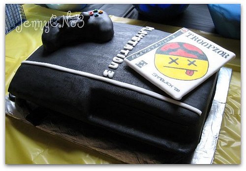 playstation3cake
